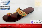 Zari Khussa Mahal Footwear Collection 2013 For Women 002