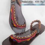 Zari Khussa Mahal Footwear Collection 2013 For Women 005