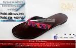 Zari Khussa Mahal Footwear Collection 2013 For Women 006