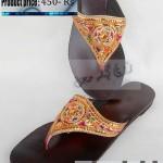 Zari Khussa Mahal Footwear Collection 2013 For Women 008