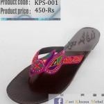 Zari Khussa Mahal Footwear Collection 2013 For Women 009