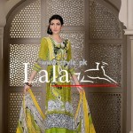 Afreen Eid Collection 2013 by Lala Textiles For Women 005