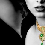Afzal Jewelers Polki Jewellery Collection 2013 For Women 001
