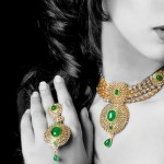 Afzal Jewelers Polki Jewellery Collection 2013 For Women 002