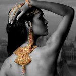 Afzal Jewelers Polki Jewellery Collection 2013 For Women 003