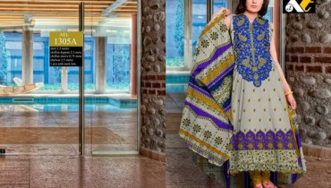 Al Hamra Textiles AEL Lawn Collection 2013 For Women 005