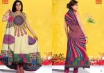 Al Hamra Textiles Kashish Lawn Collection 2013 Volume 3 For Women 0019