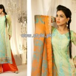 Ali Xeeshan Eid Collection 2013 by Shariq Textiles 004