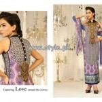 Ali Xeeshan Eid Collection 2013 by Shariq Textiles 006
