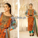 Ali Xeeshan Eid Collection 2013 by Shariq Textiles 007