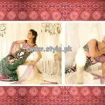 Ali Xeeshan Eid Collection 2013 by Shariq Textiles For Women 008