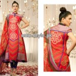 Ali Xeeshan Eid Collection 2013 by Shariq Textiles For Women 009