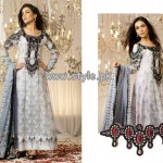 Ali Xeeshan Eid Collection 2013 by Shariq Textiles For Women 010
