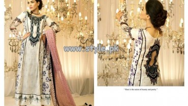 Ali Xeeshan Eid Collection 2013 by Shariq Textiles For Women 014