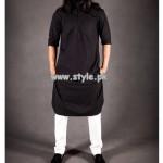 Bareeze Man Kurta Shalwar Collection 2013 For Eid 001