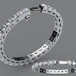 Beautiful Diamond Bracelets 024 360x290