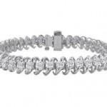 Beautiful Diamond Bracelets 026 257x196