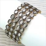 Beautiful Polki Bracelets For Women 008 500x500