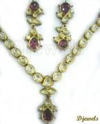 Beautiful Polki necklaces For Women 001 600x743