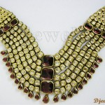 Beautiful Polki necklaces For Women 003 600x503