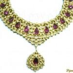 Beautiful Polki necklaces For Women 004 600x524