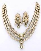 Beautiful Polki necklaces For Women 006 201x250