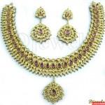Beautiful Polki necklaces For Women 008 600x583