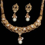 Beautiful Polki necklaces For Women 009 569x567