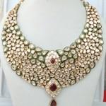 Polki necklaces