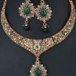 Beautiful Polki necklaces For Women 011 414x600