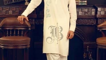 Bonanza Garments Eid Collection 2013 For Men 004