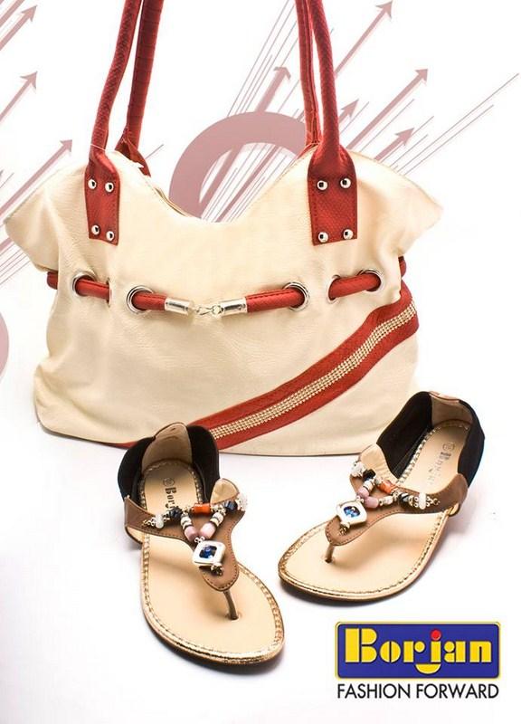 Borjan Eid Footwear Collection 2013 For Women 005