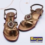 Borjan Eid Footwear Collection 2013 For Women 03