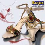Borjan Eid Footwear Collection 2013 For Women