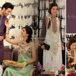 Chen One Eid Collection 2013 for Men, Women and Kids 008