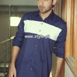 Daniyal Casual Wear Shirts 2013 For Boys 001