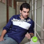 Daniyal Casual Wear Shirts 2013 For Boys 004