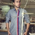 Daniyal Casual Wear Shirts 2013 For Boys 005