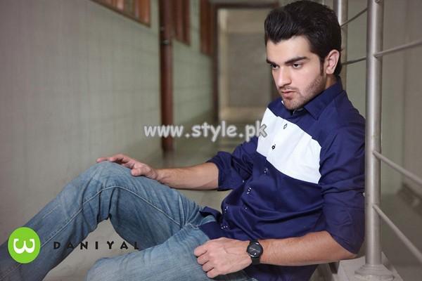 Daniyal Casual Wear Shirts 2013 For Men 009