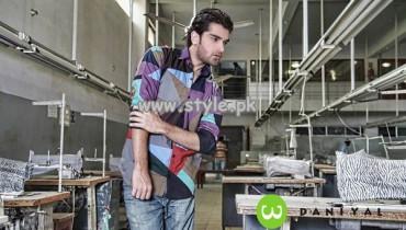 Daniyal Casual Wear Shirts 2013 For Men 011