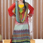 Dawood Textiles Aalishan Chiffon Lawn Collection 2013 Volume 3 For Women 001