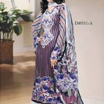 Dawood Textiles Aalishan Chiffon Lawn Collection 2013 Volume 3 For Women 0012