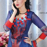 Dawood Textiles Aalishan Chiffon Lawn Collection 2013 Volume 3 For Women 0013