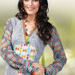 Dawood Textiles Aalishan Chiffon Lawn Collection 2013 Volume 3 For Women 0017