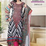 Dawood Textiles Aalishan Chiffon Lawn Collection 2013 Volume 3 For Women 007