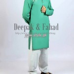 Deepak and Fahad Eid Collection 2013 For Men 001