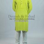 Deepak and Fahad Eid Dresses 2013 For Men 007