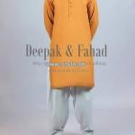 Deepak and Fahad Eid Dresses 2013 For Men 009