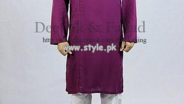 Deepak and Fahad Eid Dresses 2013 For Men 010