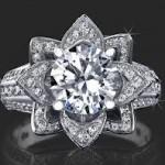 Diamond Engagement Rings 018 254x198